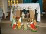 Bożonarodzeniowe dekoracje w kościele