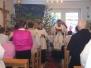 Wizyta kolędowa w Domu Caritas