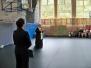 Poświęcenie sali gimnastycznej
